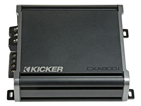 KI CX800.1 Mono Amplifier